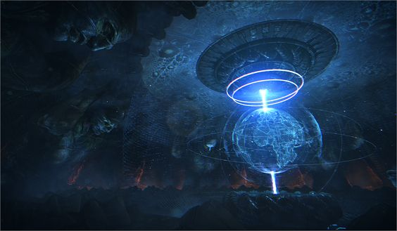 Rings of Time - located underground in the Pale Desert; magical spheres that can…