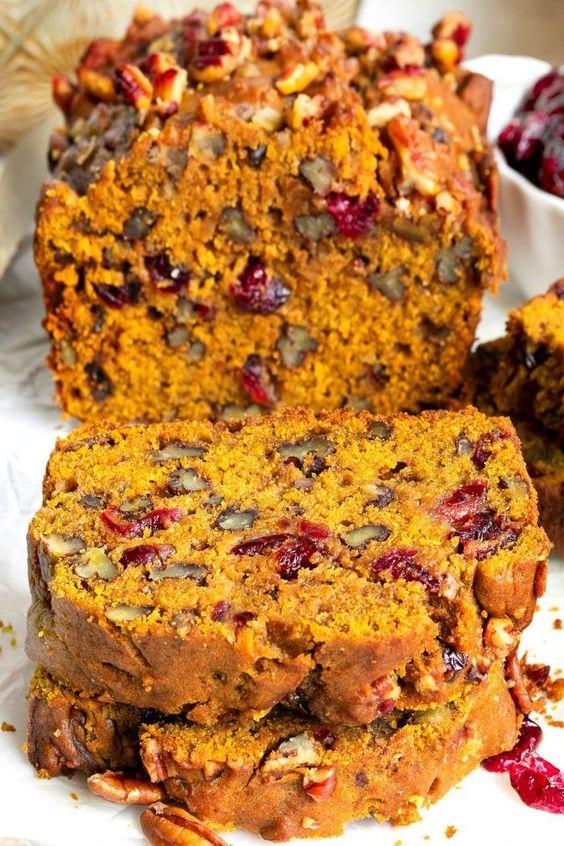 22 Pumpkin Breads Worth Baking This Fall