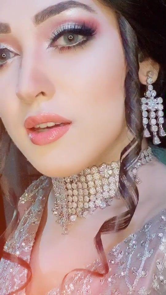 Pin Oleh Zainab Ali Di Tik Tok Videos Makeup Pengantin