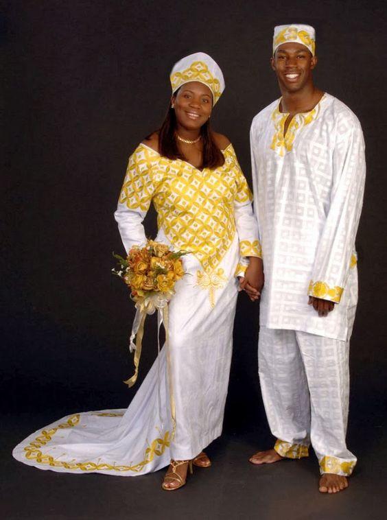 traditional malawi wedding dress - Google Search