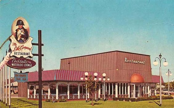 The Little Corporal, Meadowview Shopping Center, Kankakee IL.