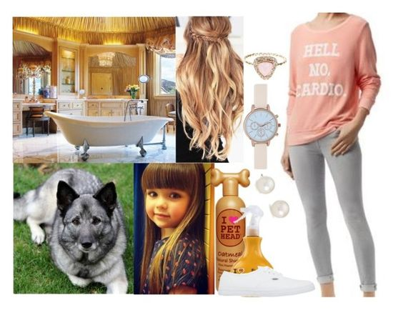 """""""Washing Sverre with Ámelie"""" by princessofnorway on Polyvore featuring Mode, Wildfox, Vans, New Look, Blue Nile und Accessorize"""