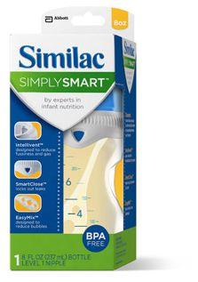 Similac SimplySmart Bottles, As Low As Free at Target!