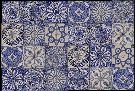 Emery Cie Tiles Fez Pottery Examples Handmade