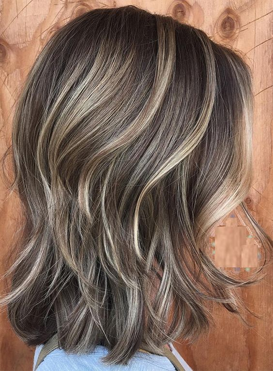 Account Suspended Thin Hair Haircuts Brown Hair With Highlights Subtle Blonde Highlights