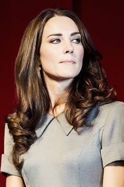 Kate Middleton's hair: