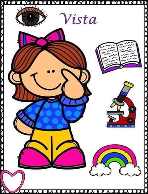 Tareitas Sentido De La Vista Los Cinco Sentidos En Preescolar Los Sentidos Para Ninos Actividades 5 Sentidos
