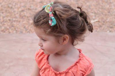My Sweet Ry-pie and CalJ too: Fabric Bows