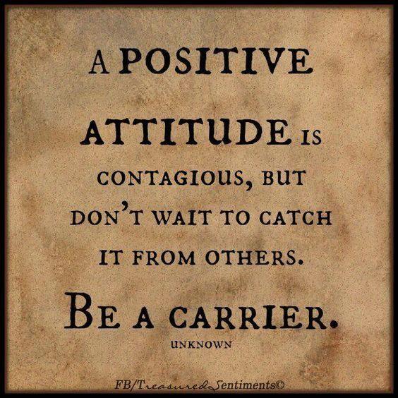 A Positive Attitude Teamwork Quotes Motivational