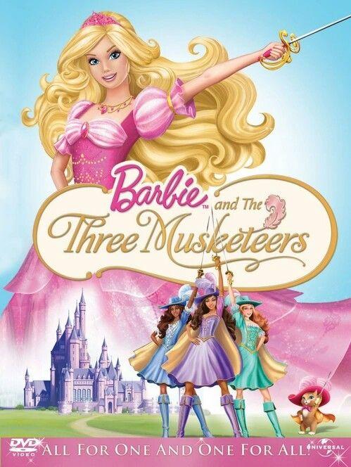 Barbie And The Three Musketeers 2009 En 2020 Los Tres Mosqueteros Peliculas De Barbie Te Para Tres