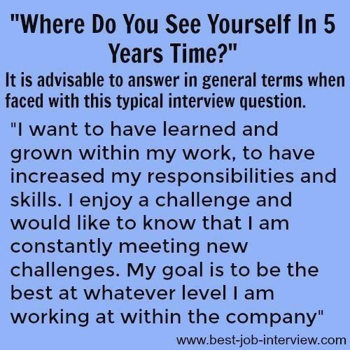 Job Interview Question And Answer What Are Your Career Goals Job Interview Preparation Job Interview Advice Job Interview Questions