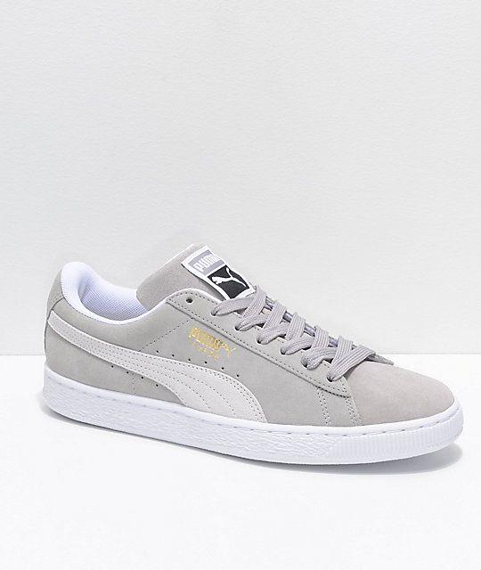 Sneakers, Puma suede, Pumas shoes