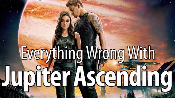 Everything Wrong With Jupiter Ascending In 19 Minutes Or Less