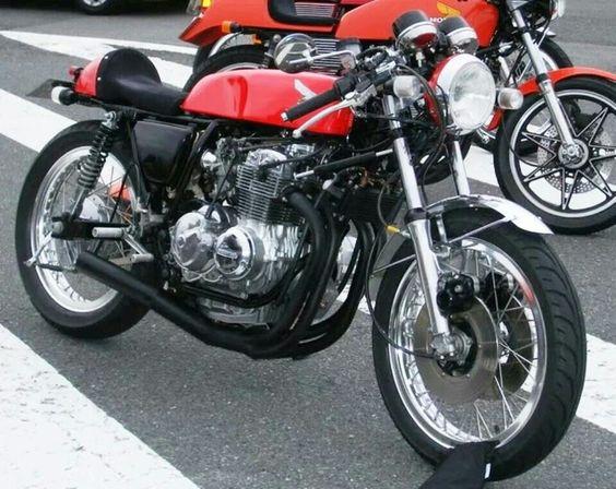 Honda CB 400four