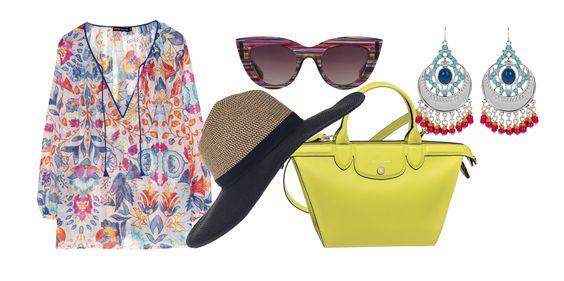 Deixe o verão começar a entrar no seu guarda roupa