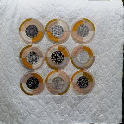 Quilt Collection M.: Kreise, Circles und Bubbles