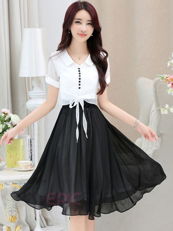 Skirt With Top outfit fashion casualoutfit fashiontrends