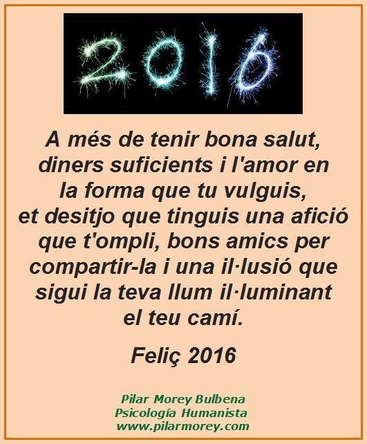 Feliç 2016