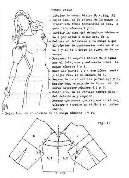 Picasa album from costurar com amigas and though I personally don't like these sleeves, this book has over 250 designs in it and clear diagrams.....she has over 50 books in the album, dressmaking from all over the world including Marfy books.....great link here for dressmaking!  :-)