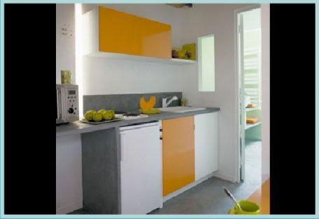 Am nagement petite cuisine 12 id es de cuisine ouverte for Petit equipement cuisine