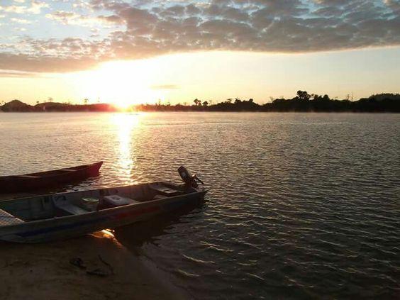 Rio Xingu, uma das grandes maravilhas do interior do Brasil.