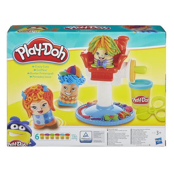 Play-Doh Frisiersalon 2016
