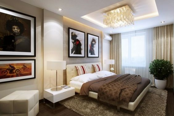 kleines schlafzimmer modern gestalten designer lsungen ideen rund ums haus pinterest bedrooms - Schlafzimmer Modern Gestalten