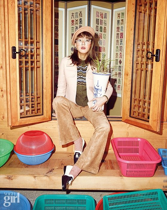 Vogue Girl Korea 2015