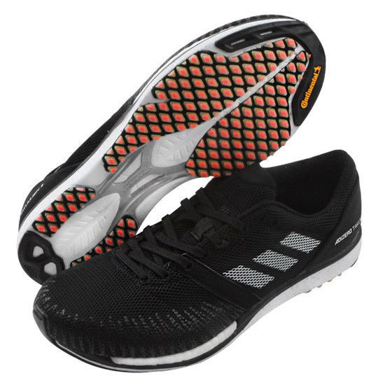adidas Adizero TAKUMI SEN 5 Men's Running Shoes Black