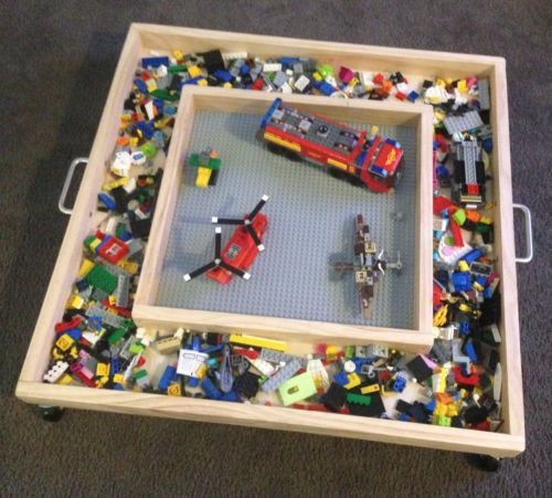 Portable Lego Tray Want Realllly Baddd | X Legos | Pinterest | Lego Tray,  Lego And Trays