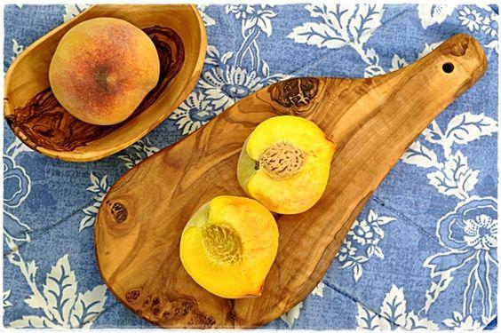 Peach Melba Custard tart - MCP(1)