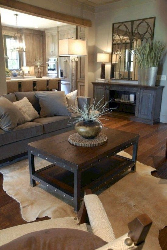 Rustic Farmhouse Living Room Design And Also Style Ideas For Your Home Modern Rustic Living Room Farmhouse Style Living Room Farm House Living Room