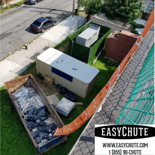 Roofing Trash Chute Trash Chute Chute Construction