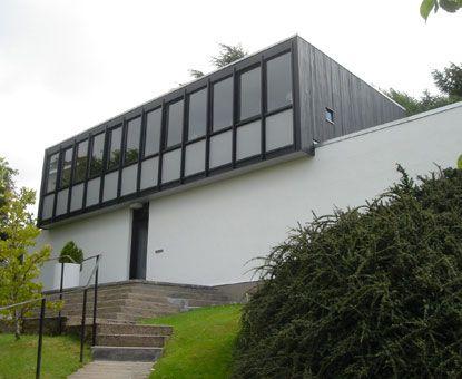 1950s Morris and Steedman-design Modernist house in Blackford, Edinburgh