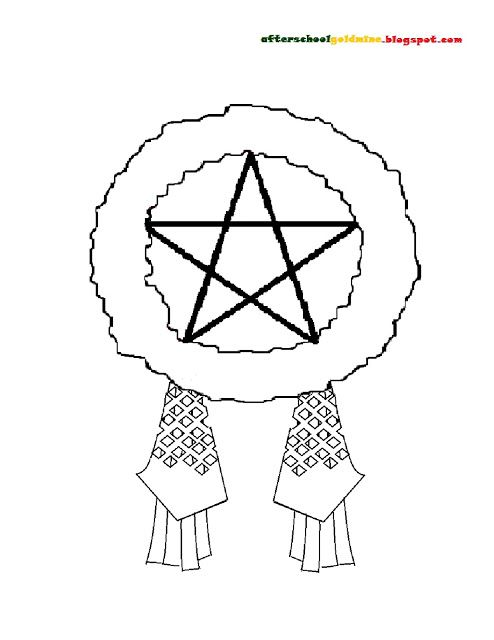 Philippine christmas parol coloring page sketch coloring page for Filipino coloring pages