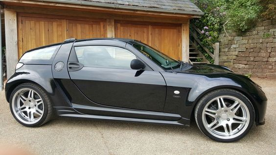 Smart Roadster Coupe Brabus Exclusive | eBay