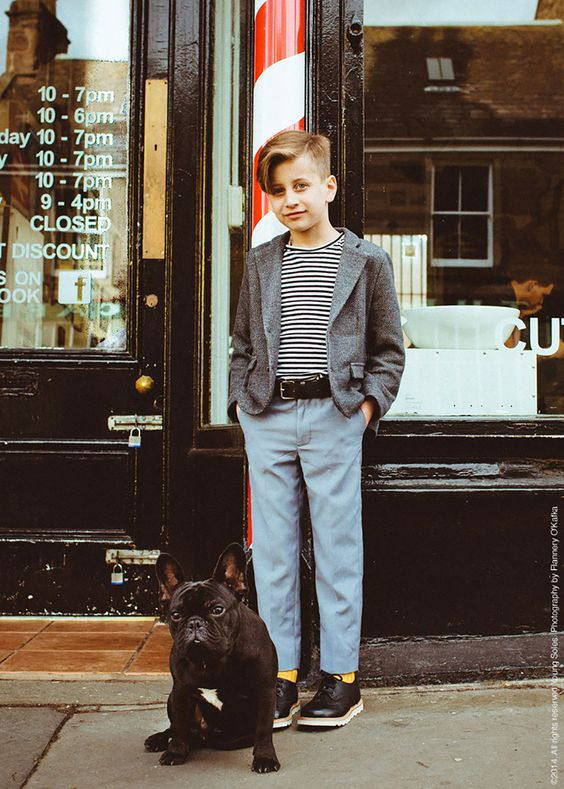 YOUNG SOLES, LES CHAUSSURES PREPPY