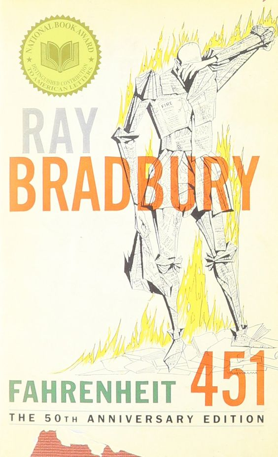 Fahrenheit 451: Ray Bradbury: Amazon.com: Books: