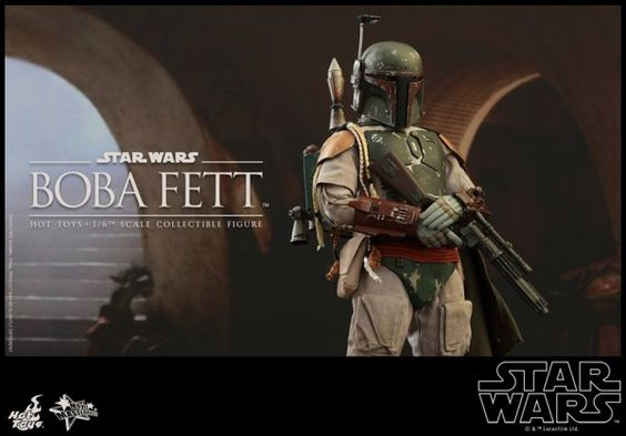 ToyzMag.com » Star Wars : Boba Fett par Hot Toys