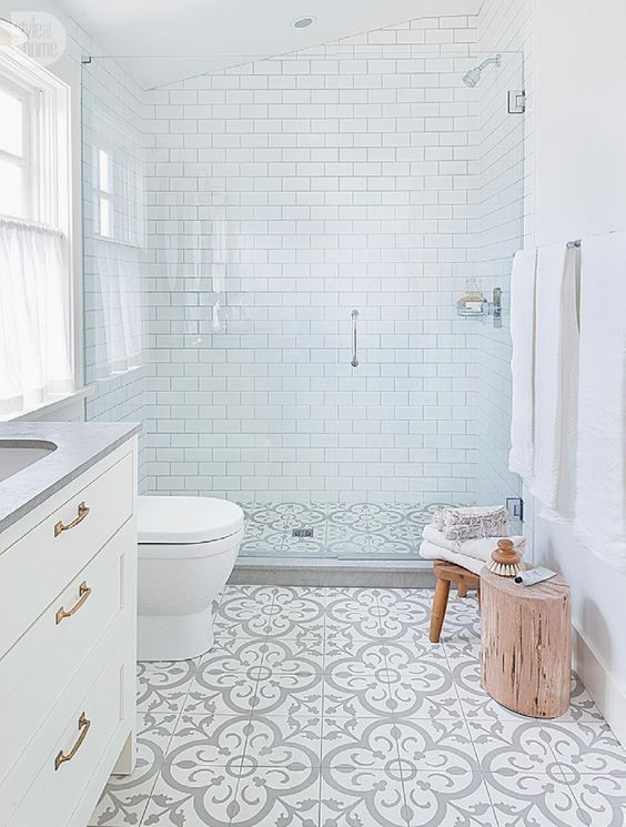 20 Farmhouse Bathroom Ideas We Re Swooning For In 2020 Hampton Style Bathrooms Small Bathroom Remodel Bathrooms Remodel
