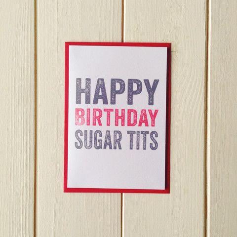 Birthday Tits 21