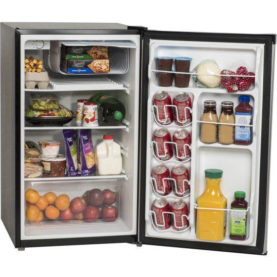 Arctic King 4 5 Cu Ft One Door Compact Refrigerator Energy Star