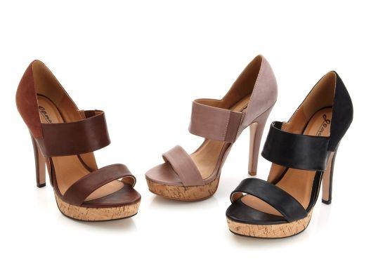 Lacy 44 Platform Sandal by GoMax