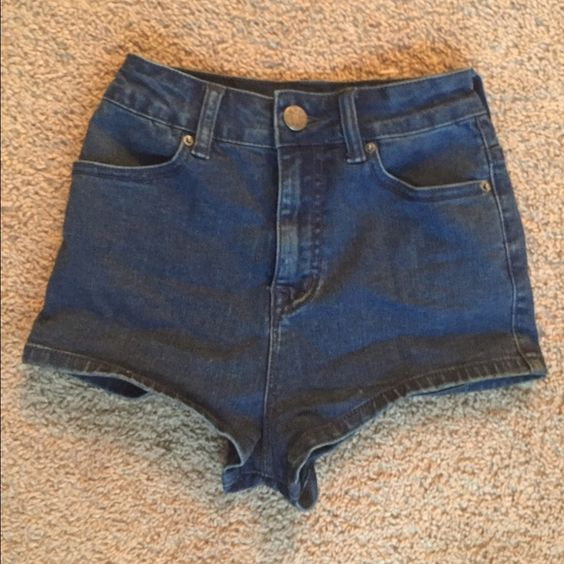 Urban outfitters BDG high waisted shorts NWOT selling them because they're too small for me Urban Outfitters Jeans