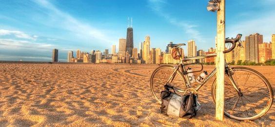 North Street Beach Chicago