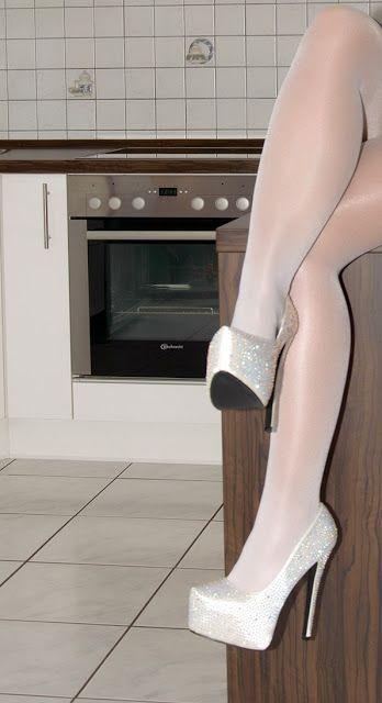 High Heels Stockings Joi