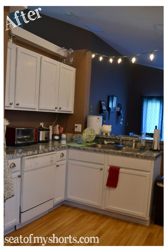 Countertop Redo Paint : ... Redo. Pinterest Kitchen redo, Paint and Granite countertops