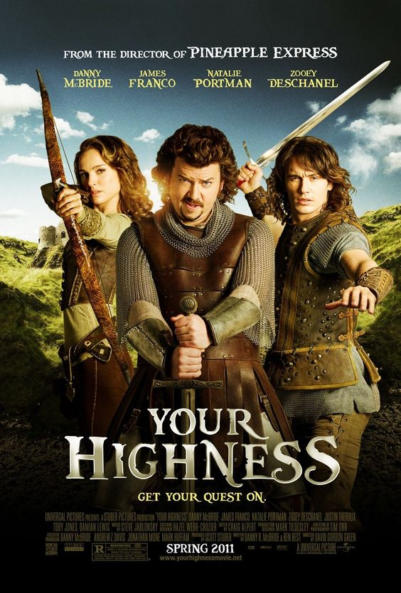 Votre Majesté (2011)