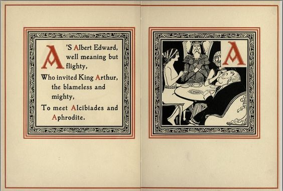 An Alphabet of Celebrities (1899)