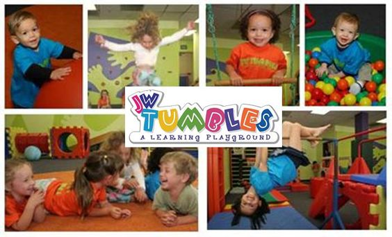 $199 for 5 Flexible Drop-In Camp Days + UNLIMITED Summer Open Gym Ages 3-9 at JW Tumbles in Herndon or Ashburn (50% Off - $400 Value)